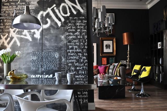 Nottinghill Apartment modern-esszimmer