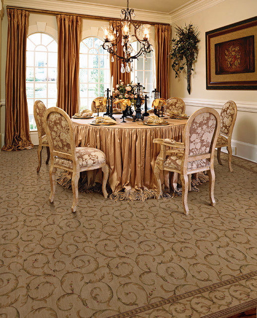 Nourison Carpets traditional-dining-room