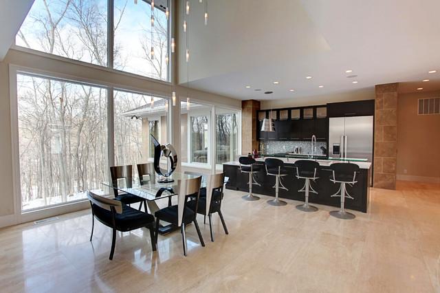 Novum Model contemporary-dining-room