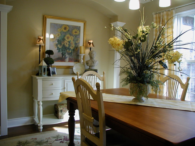 NWA Spaces traditional-dining-room