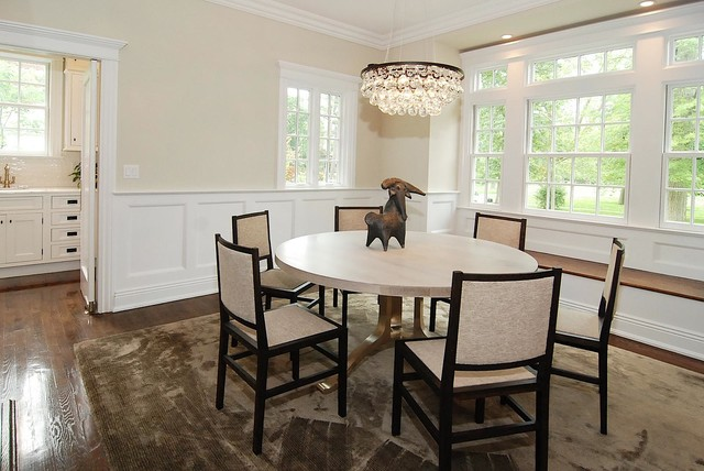 Oasis Architecture - work in Montclair and Upper Montclair NJ eclectic-dining-room