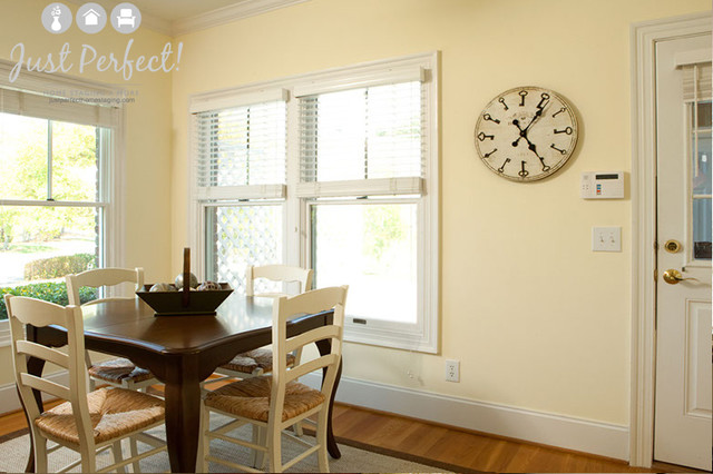 Occupied Staging - Up to $299,999 traditional-dining-room