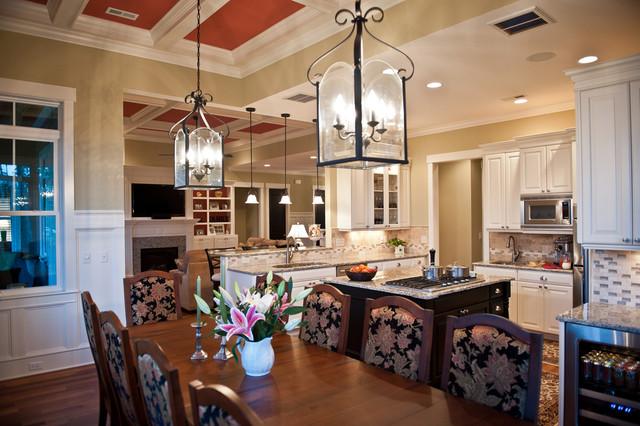 Ocean Ridge Parade Home Winner 2011 traditional-dining-room