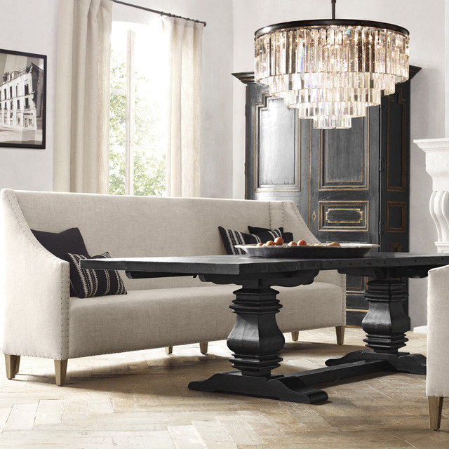Nice Restoration Hardware. October Traditional Dining Room