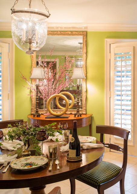 Old Town Alexandria Townhouse Traditional Dining Room Dc Metro By Beverley Broun Interiors