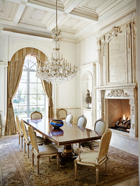 Old world for Old world dining room ideas