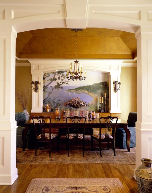 Old world gem traditional dining room denver by for Old world dining room ideas