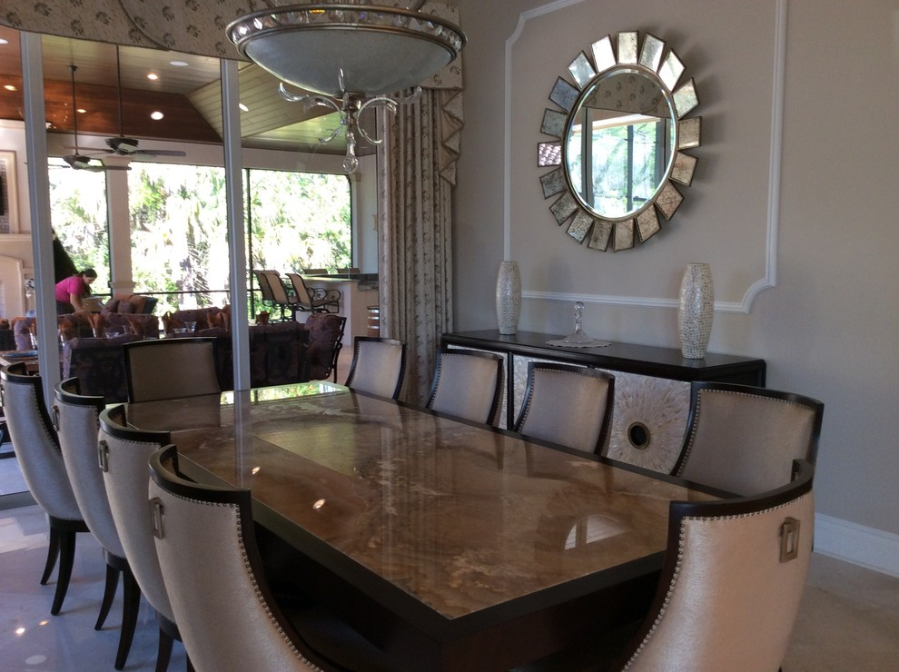 Onyx Custom Dining Table