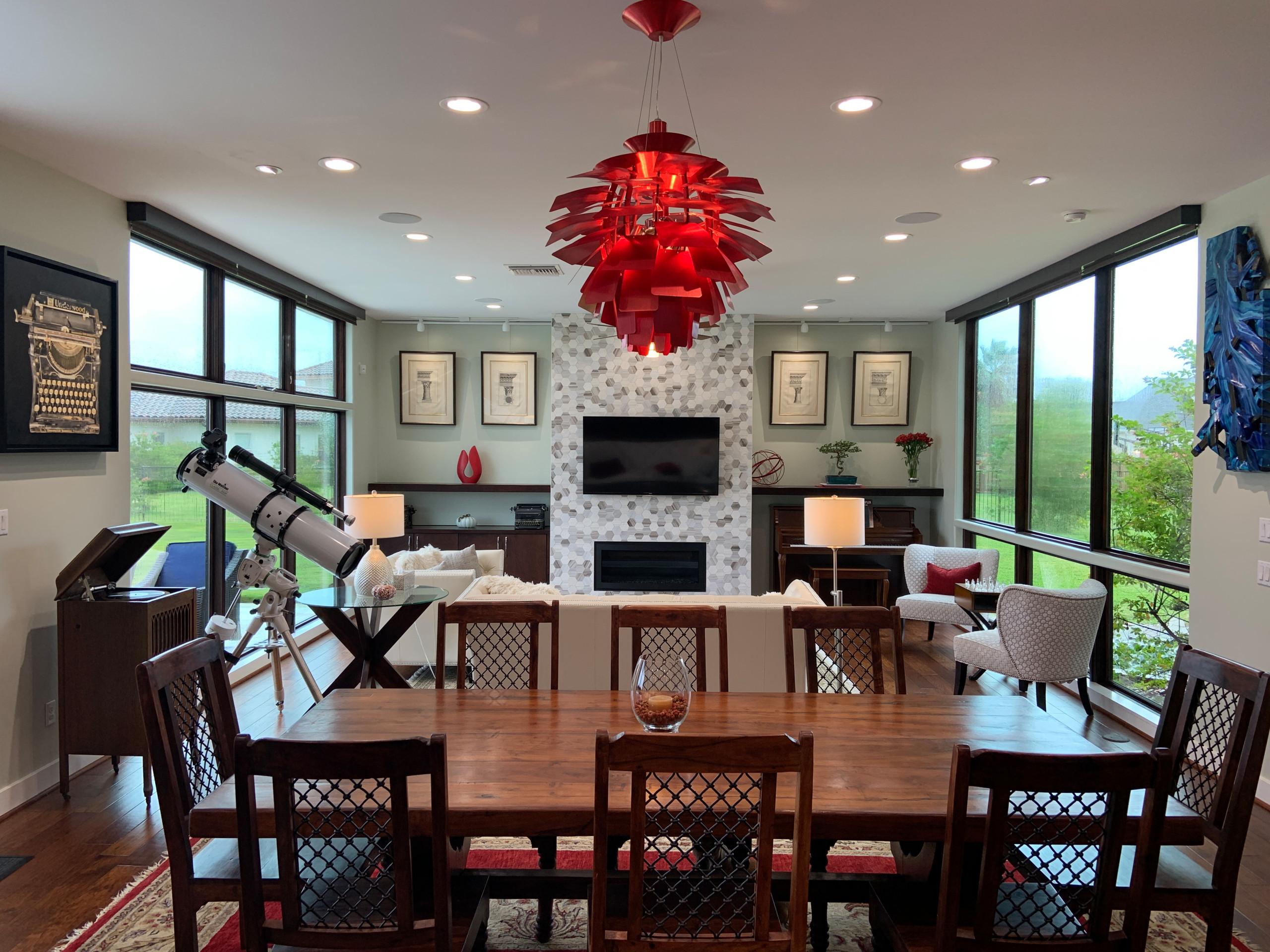 Open Concept Great Room