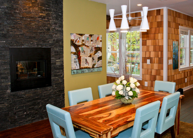 Open Order contemporary-dining-room