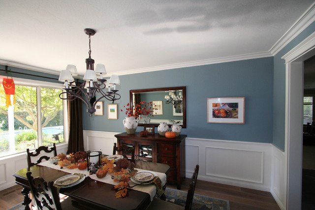 Oram traditional-dining-room