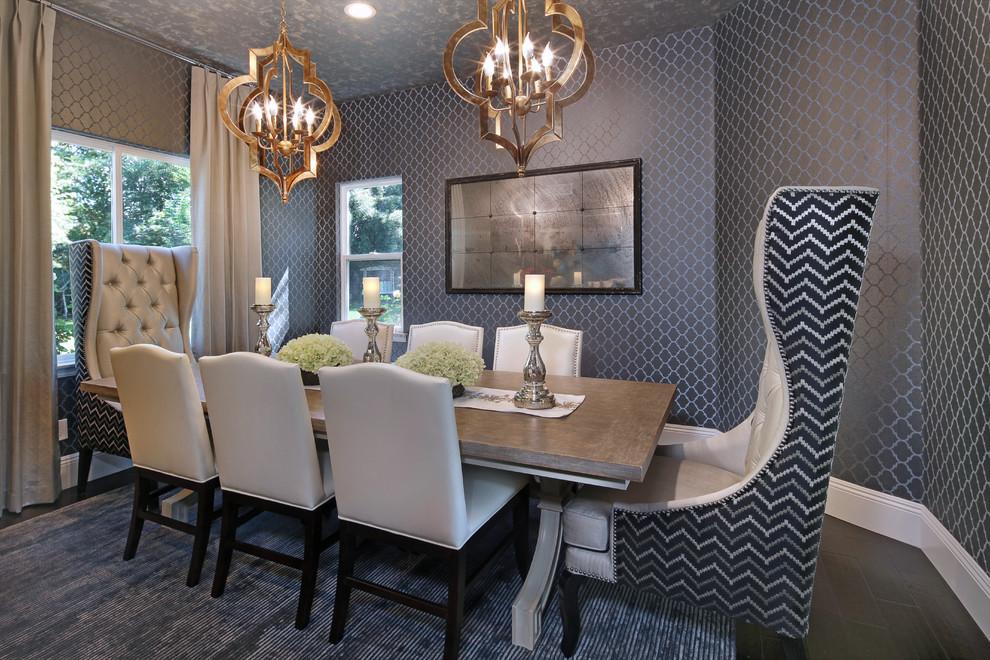 Orange III - Transitional - Dining Room - Orange County ...
