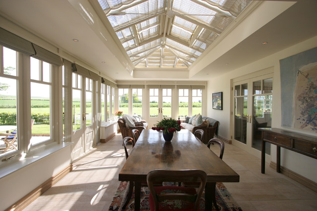 Orangery Dining Room Contemporary Other