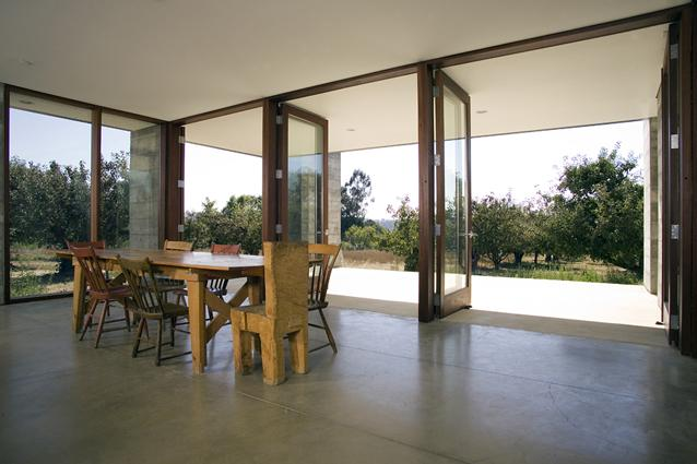 Orchard House modern-dining-room