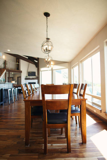 beach house beach style dining room other by ragsdale design
