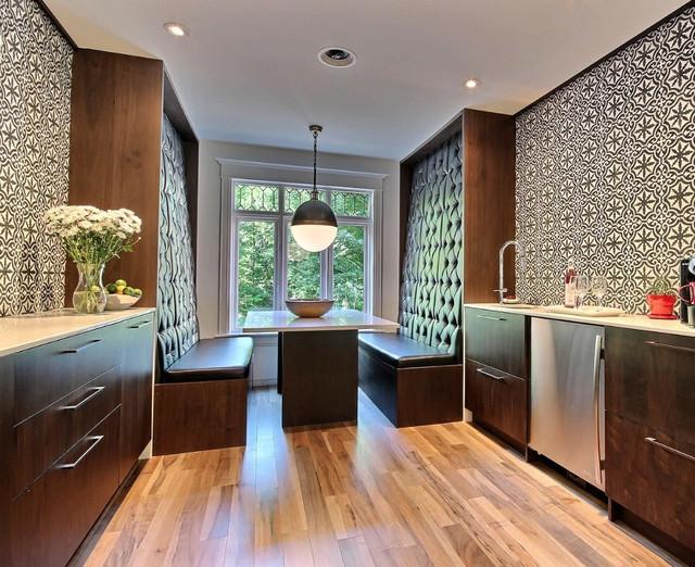 Organik charm hardwood flooring brigitte lafleur for Hardwood floors montreal