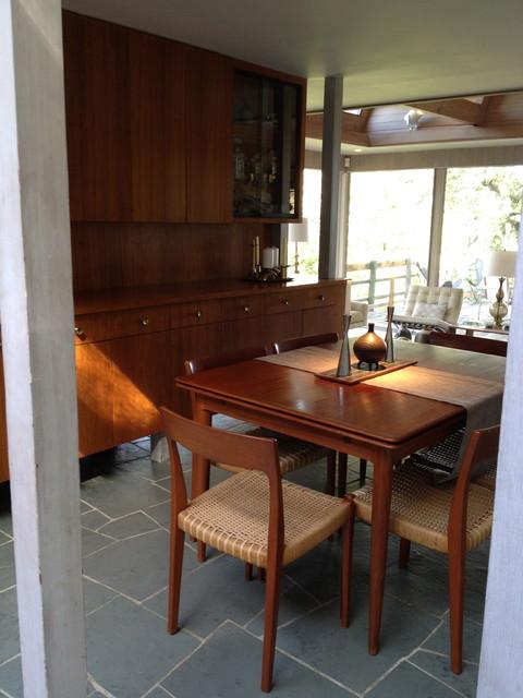 Orinda Mid Century midcentury-dining-room