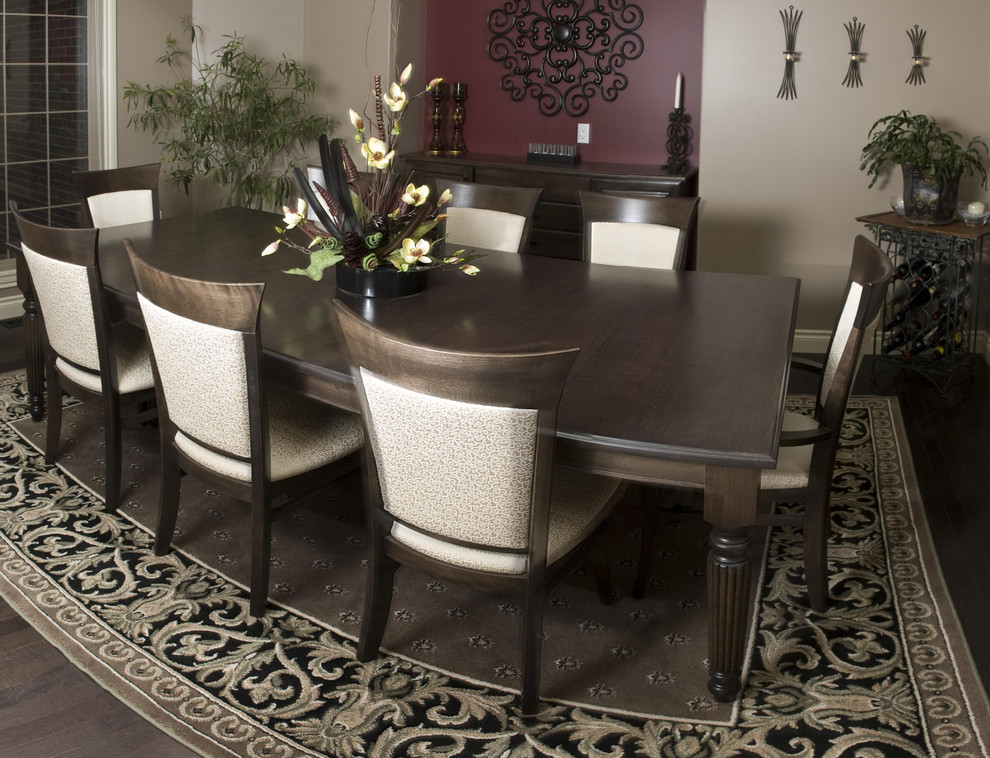 Inspiration for a dining room remodel in Other