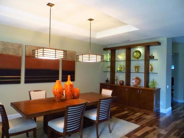 Houzz lighting dining room
