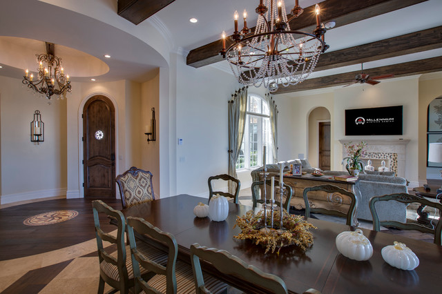 our work mediterranean dining room other by