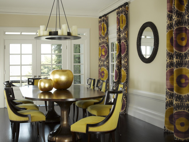 Pac Heights Residence dining-room