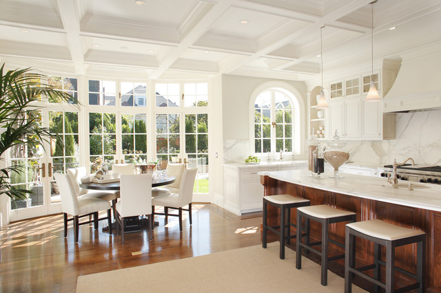 Pacific Heights Home Dining Room Contemporary Dining Room San Francisco