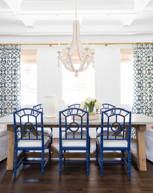 Transitional Dining Room By Studio McGee