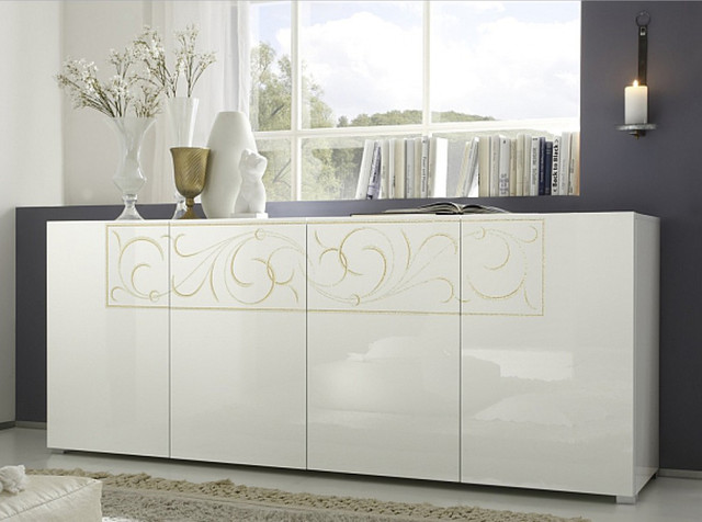 Padua Modern Sideboard by LC Mobili Italy - $739.00 - Minimalistisch ...