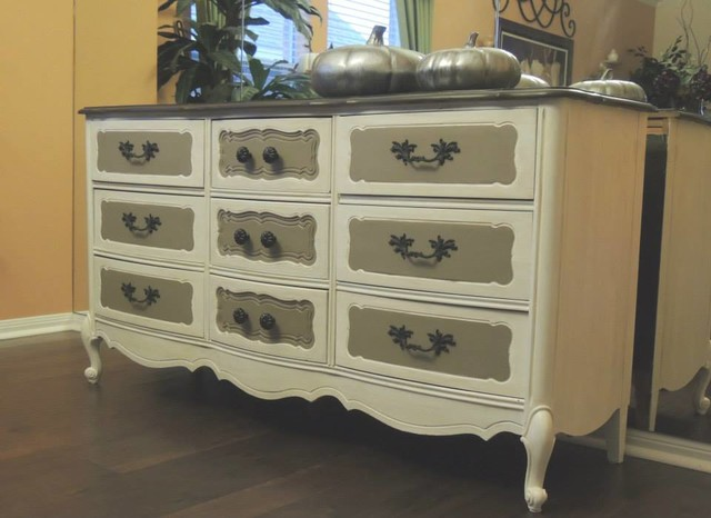 painted dressers