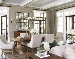Palmetto Bluff - Private Residence traditional-dining-room