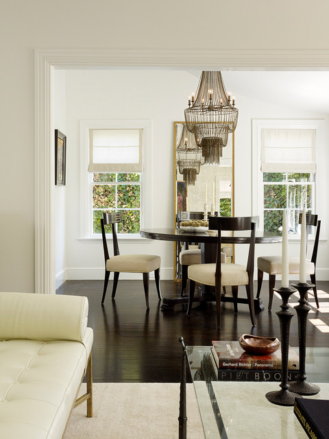 Palo alto remodel transitional dining room san for Alto design architects