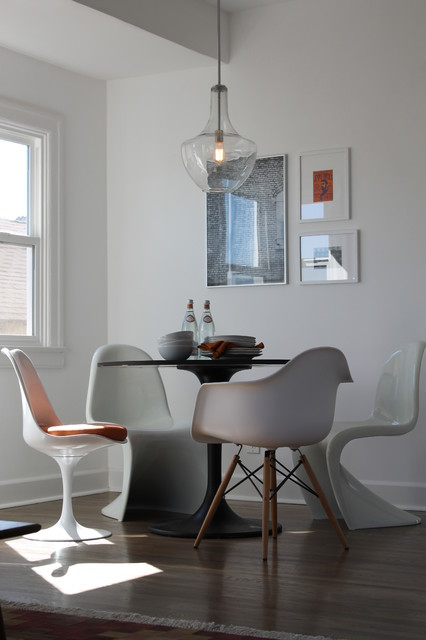 Prime Panton Saarinen And Eames Chairs With Saarinen Table And Uwap Interior Chair Design Uwaporg