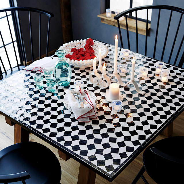 Paola Navone contemporary-dining-room