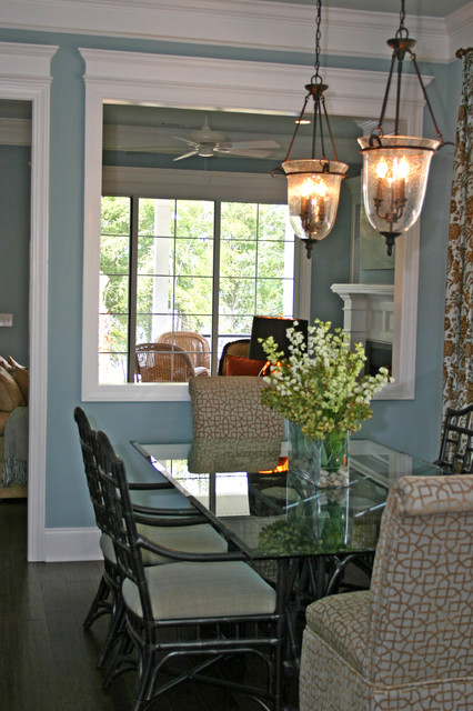 Parade of Homes Turners Pointe traditional-dining-room