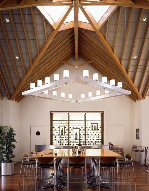 Paraduxx contemporary-dining-room
