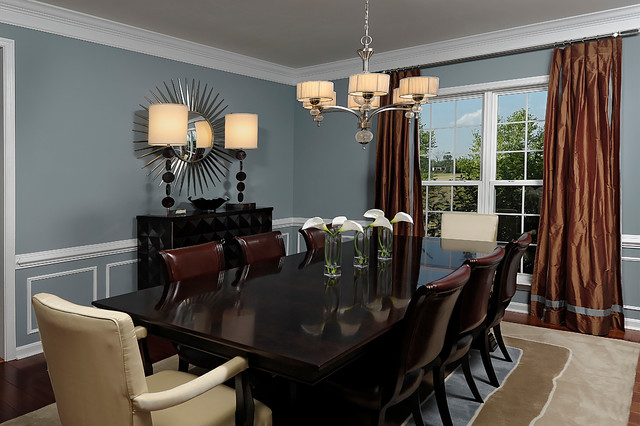 Paramount Place Traditional Dining Room Dc Metro By Kristin Drohan Collection And