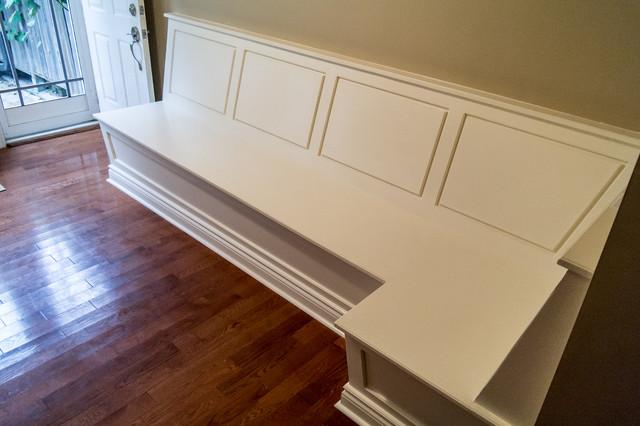 Dining Room Corner Bench: Parkdale Corner Bench
