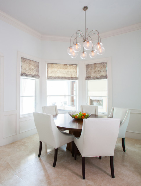 Parkside Contemporary Contemporary Dining Room