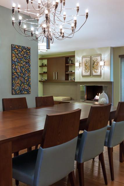 Pasadena modern-dining-room