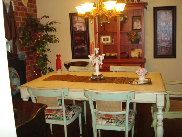 past jobs eclectic dining room indianapolis by
