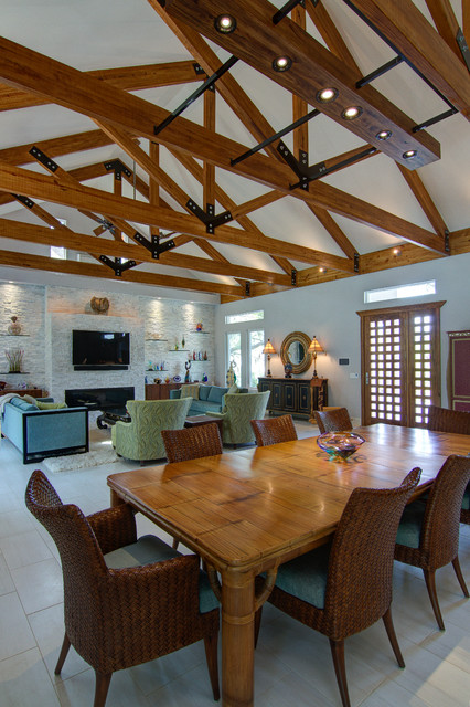 Pearl contemporary-dining-room