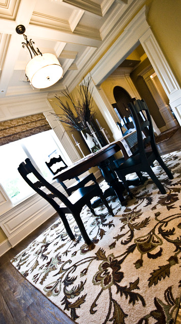 pebblecreek custom furniture traditional-dining-room