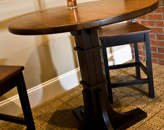 pebblecreek custom furniture traditional dining room