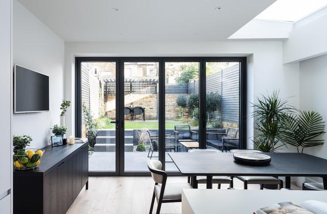 Peckham contemporary-dining-room