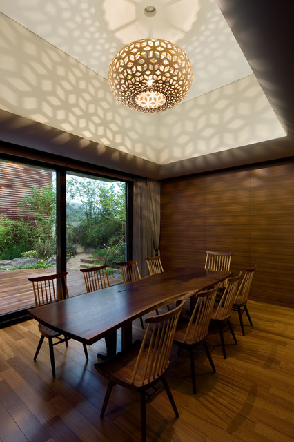 Pendant lighting contemporary-dining-room