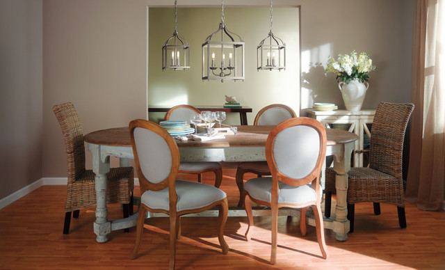 Pendants traditional dining room cleveland by kichler - Kichler dining room lighting ideas ...