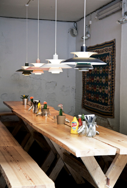 ph 5 contemporary skandinavisk spisestue miami af. Black Bedroom Furniture Sets. Home Design Ideas