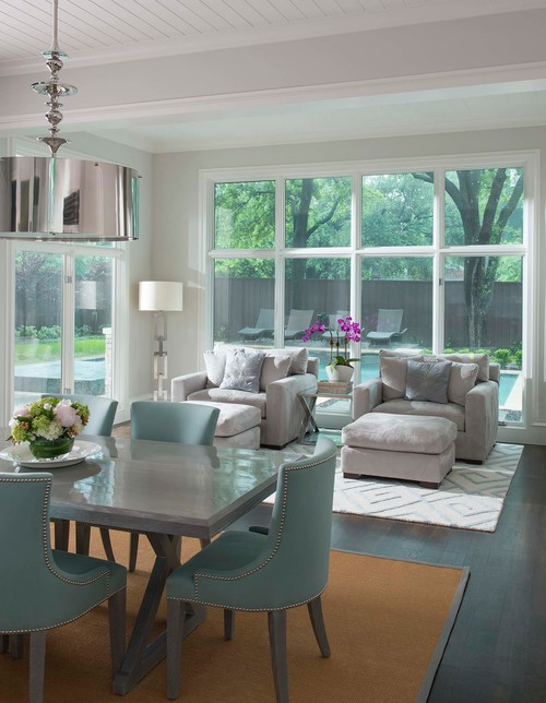 Stylish Staging That Has Comfort in Mind