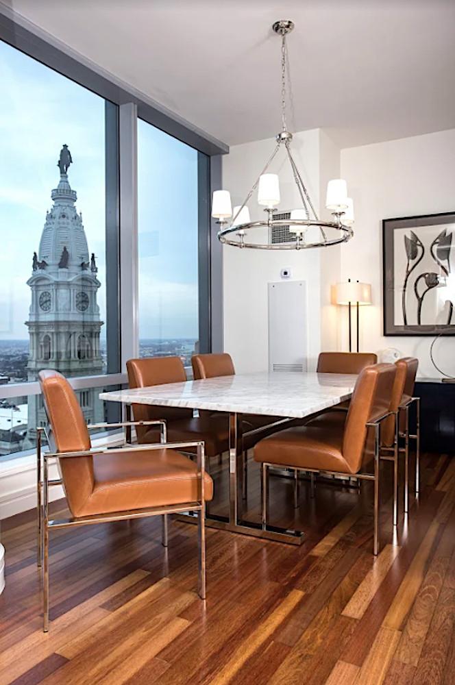 Phila Ritz Carlton Residences - Dining Room