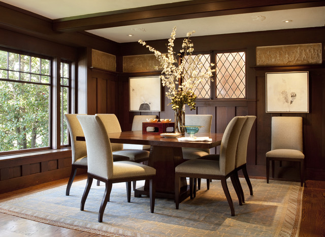 Piedmont contemporary dining room san francisco by for Dining room design questions